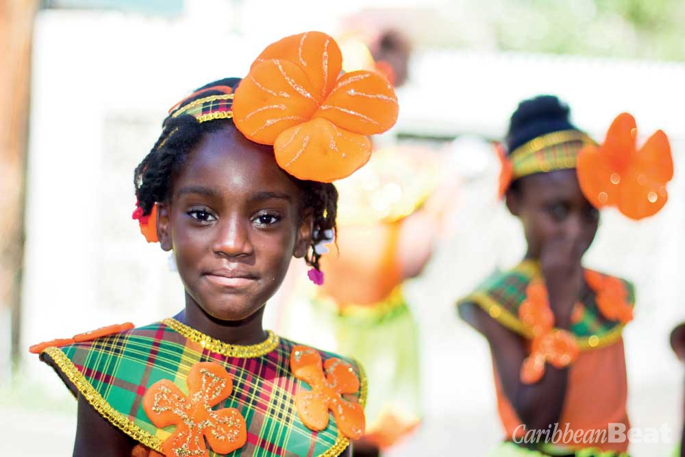 Photograph courtesy Nevis Culturama