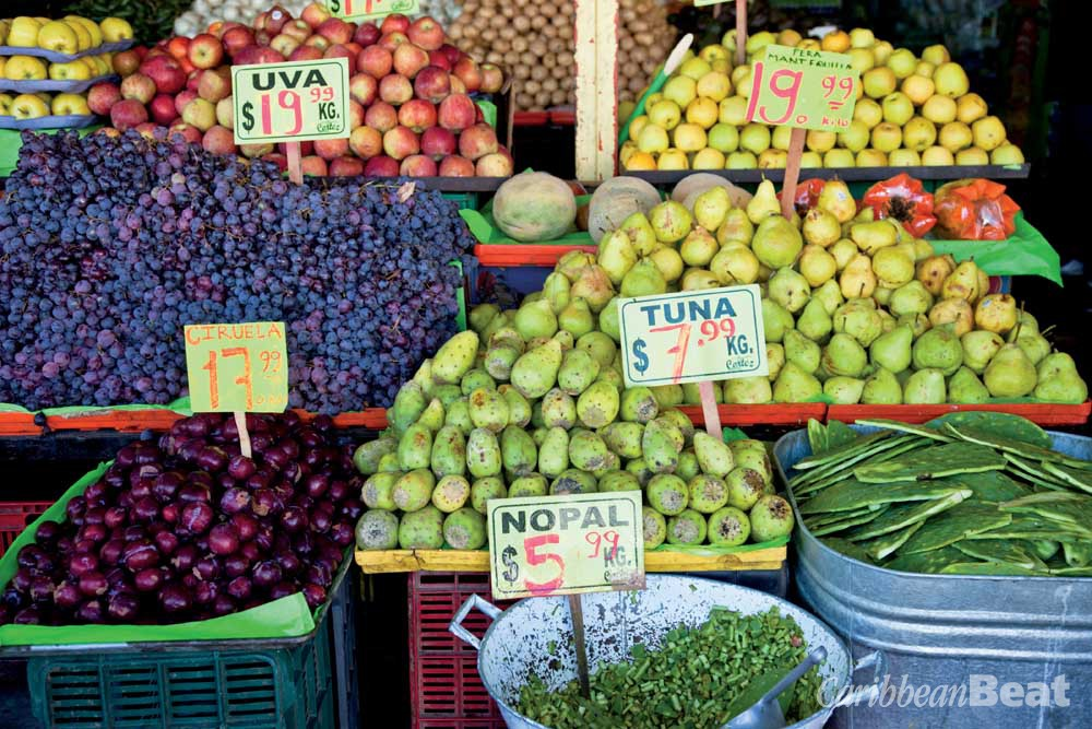 Mexico City's street markets are still called tianguis, their Aztec name. Photograph ©zaiaragon/iStock.com