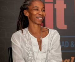 A-dZiko Simba Gegele, winner of the 2014 Burt Award. Photograph by Marlon James