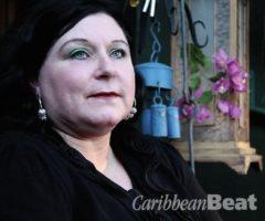 Loretta Collins Klobah. Photograph courtesy Bocas Lit Fest/Savant Media