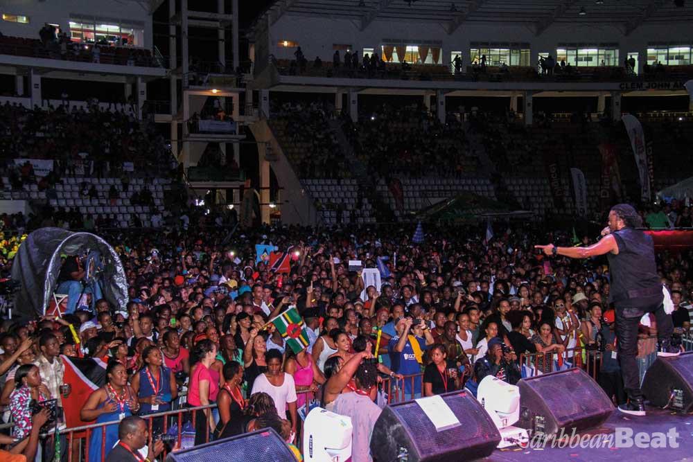 Photograph courtesy World Creole Music Festival