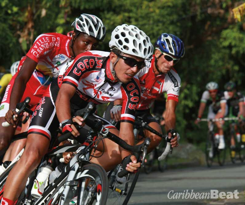 Photograph courtesy Tobago International Cycling Classic