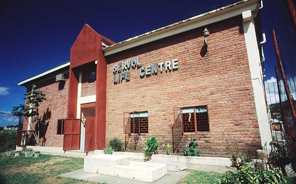 SERVOL Life Centre. Photograph by Roberta Pankin, courtesy SERVOL