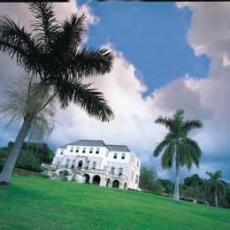 Rose Hall Great House. Photograph courtesy Jamaica Tourist Board
