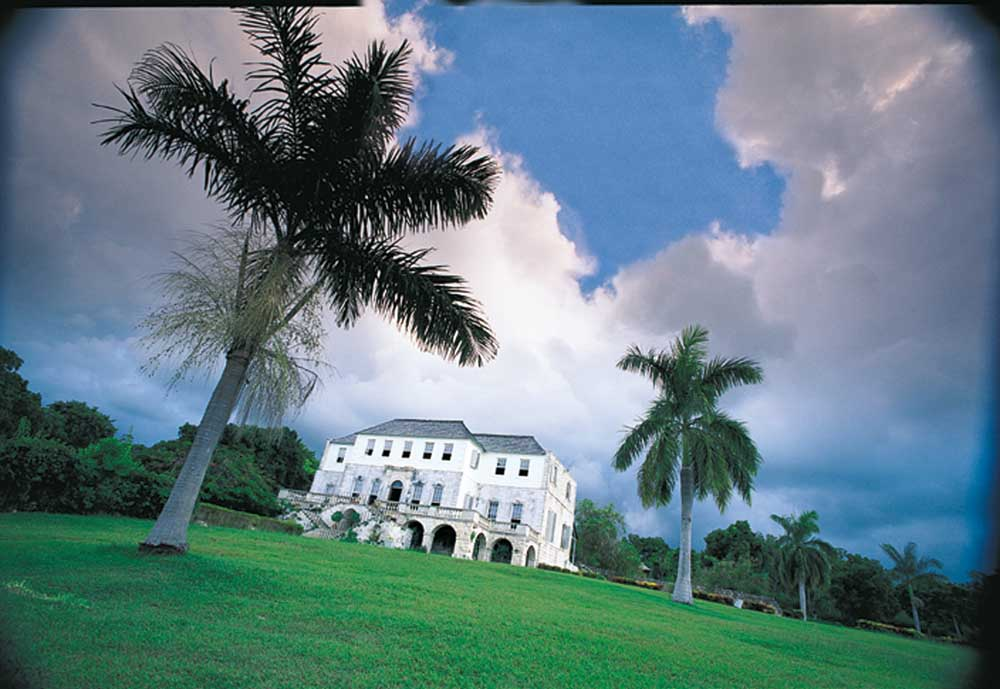 Rose Hall Great House. Photograph courtesy Jamaica Tourist Board