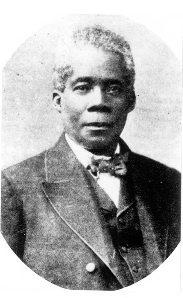 Author and educator Edward Wilmot Blyden, from St Thomas, became Liberian ambassador to Britain. Photograph courtesy the National Library of Jamaica
