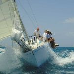 All this and racing too? Tobago's Angostura Sail Week