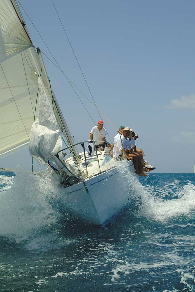 Photograph courtesy the Trinidad and Tobago Sailing Association/Tim Wright