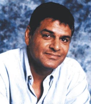 Shastri Maharaj. Photograph courtesy Shastri Maharaj