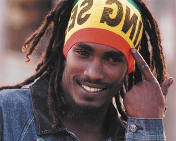 Jah Melody. Photograph by Jeffrey Chock