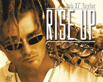 """Robeirt """"Zi"""" Taylor. Photograph courtesy Robert Zionsax.com"""