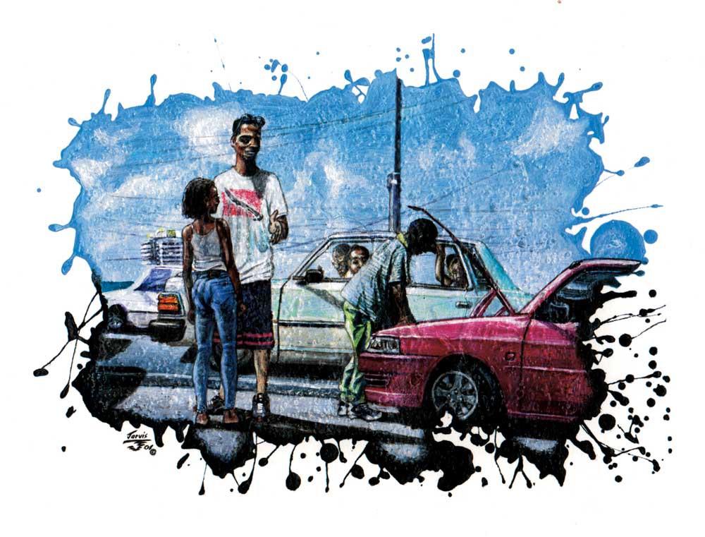Illustration by Jason Jarvis