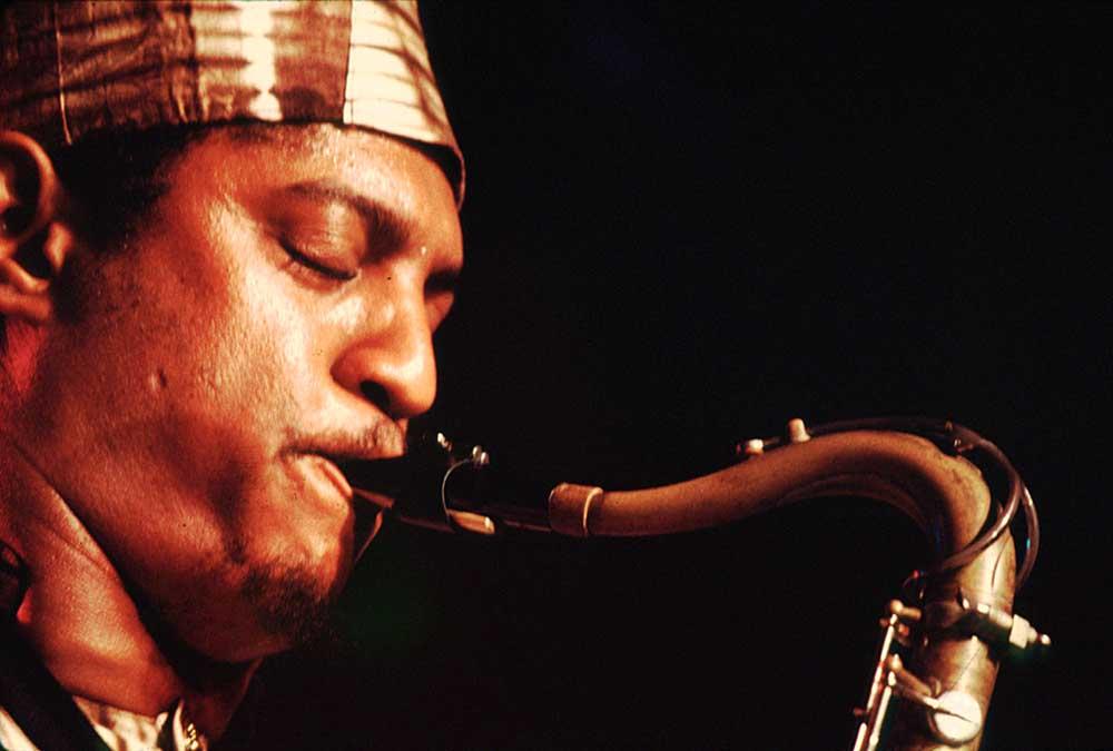 St Lucian jazzman Luther François
