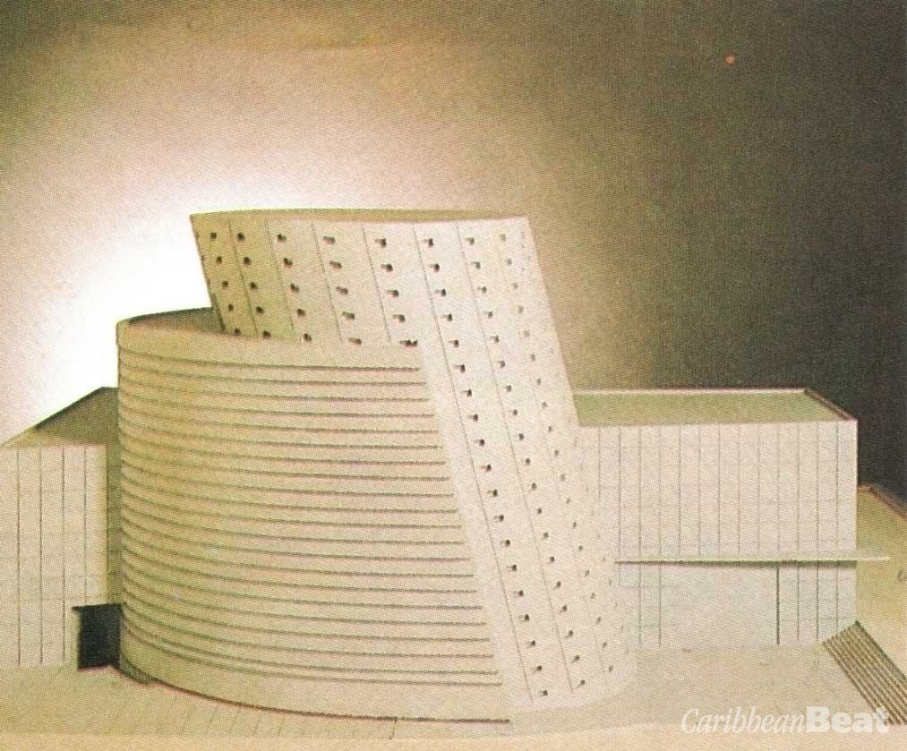 Andalusian pavilion (model)