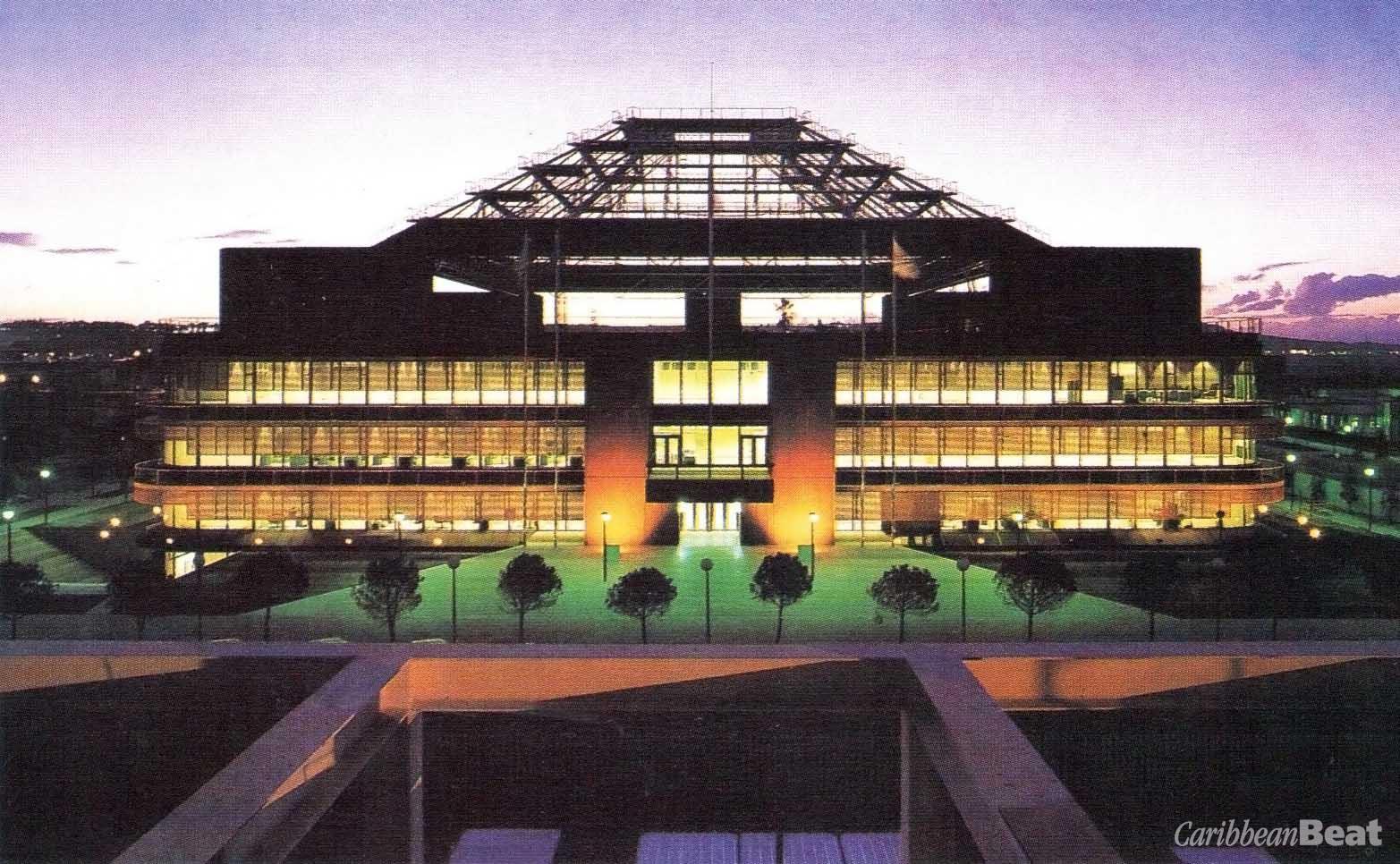 Expo Building – World Trade Centre
