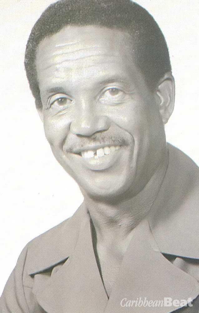 Sir Garry Sobers. Photograph by Gordon Brooks