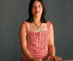 Melanie Abrahams. Photograph by Linda Brownlee