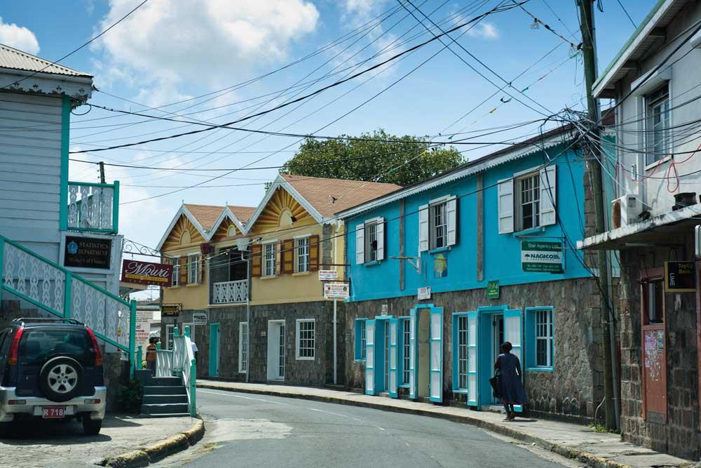 Resultado de imagem para Charlestown Névis