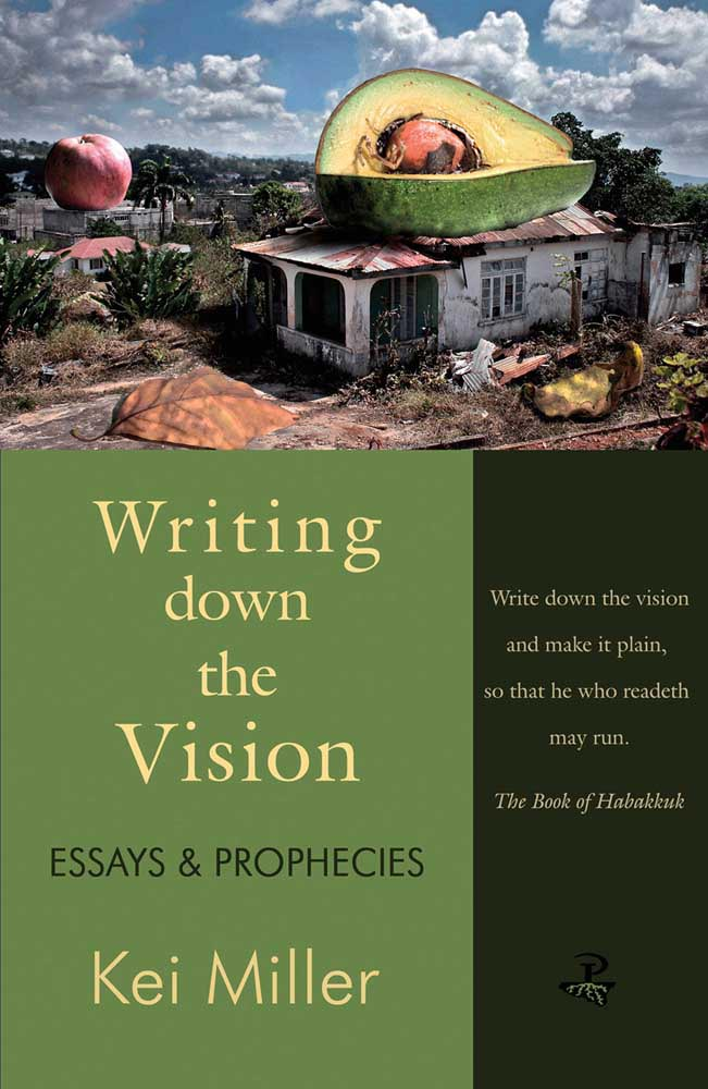 Writing Down the Vision: Essays and Prophecies