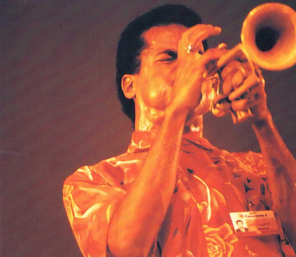 Cuban Jazz. Photograph by Abigail Hadeed