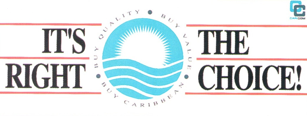 CEDP's logo for the Buy Caribbean campaign