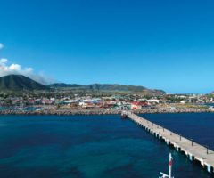 St Kitts & Nevis: five centuries in two days