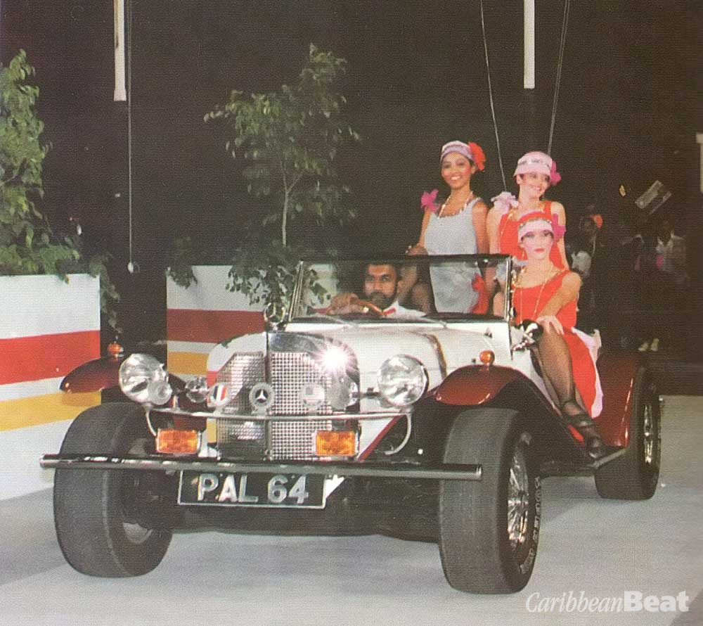 The last Expo, staged in 1990: vintage cars. Photograph by Butch Limchoy/ EDC