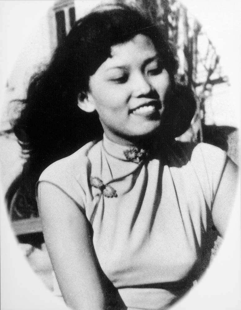 Soy Moyou, Erica's mother. Photograph by the Eric Williams Memorial Collection/ Mark Lyndersay