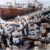 Ganesh addresses dockworkers on strike. Photograph by Albert Laveau
