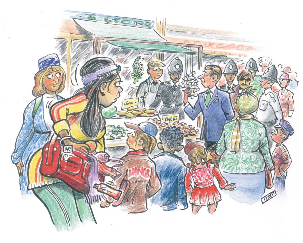 Illustration from Dunstan E. Williams