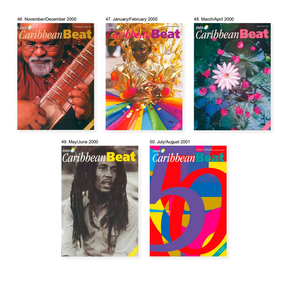 Cover images by: from left- Mark Lyndersay, Sean Drakes/ Blue Mango, Sean Drakes/ Blue Mango, Adrian Boot, Russel Halfhide