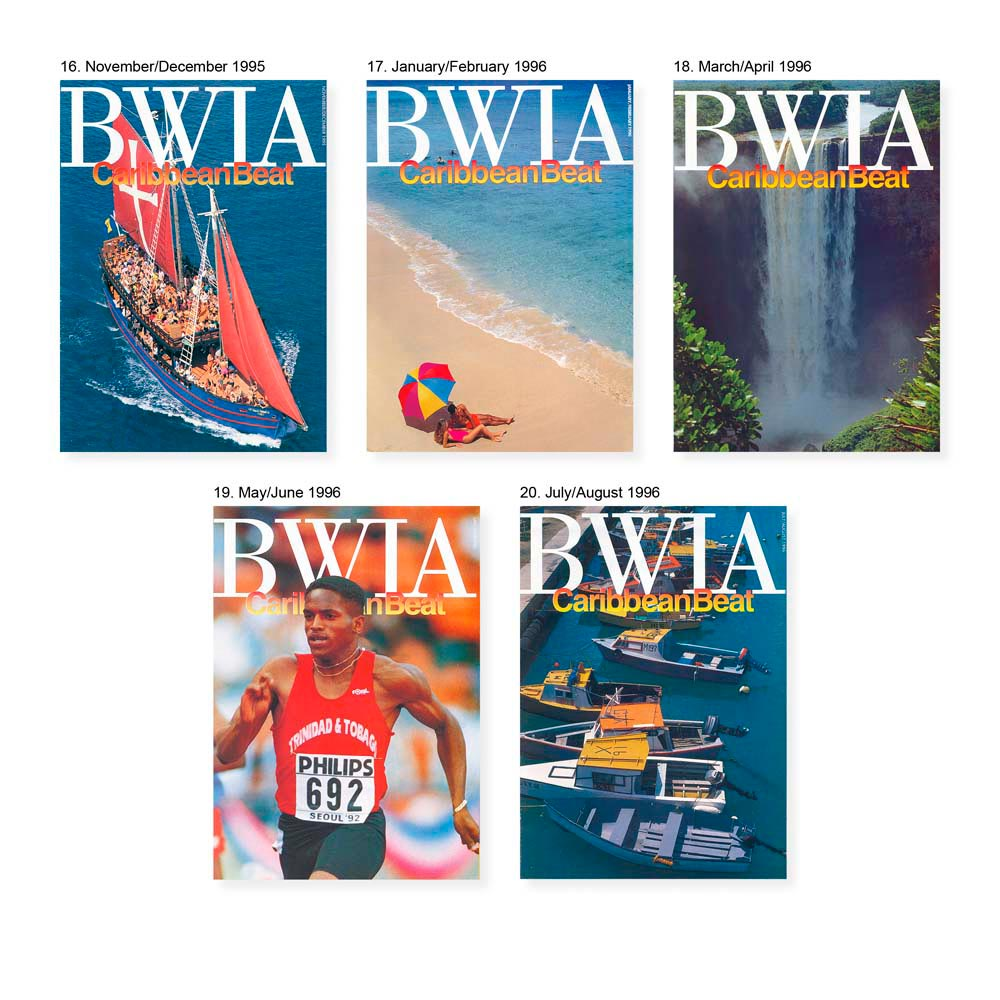 Cover images by: from left- Eleanor Chandler, Eleanor Chandler, Mark Lyndersay, Gary M. Prior/ Allsport, Roxan Kinas