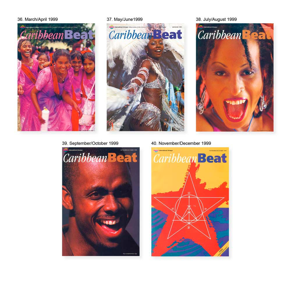 Cover images by: from left- Sean Drakes, Sean Drakes, Eric Young, Stu Forester/ Allsport, Russel Halfhide
