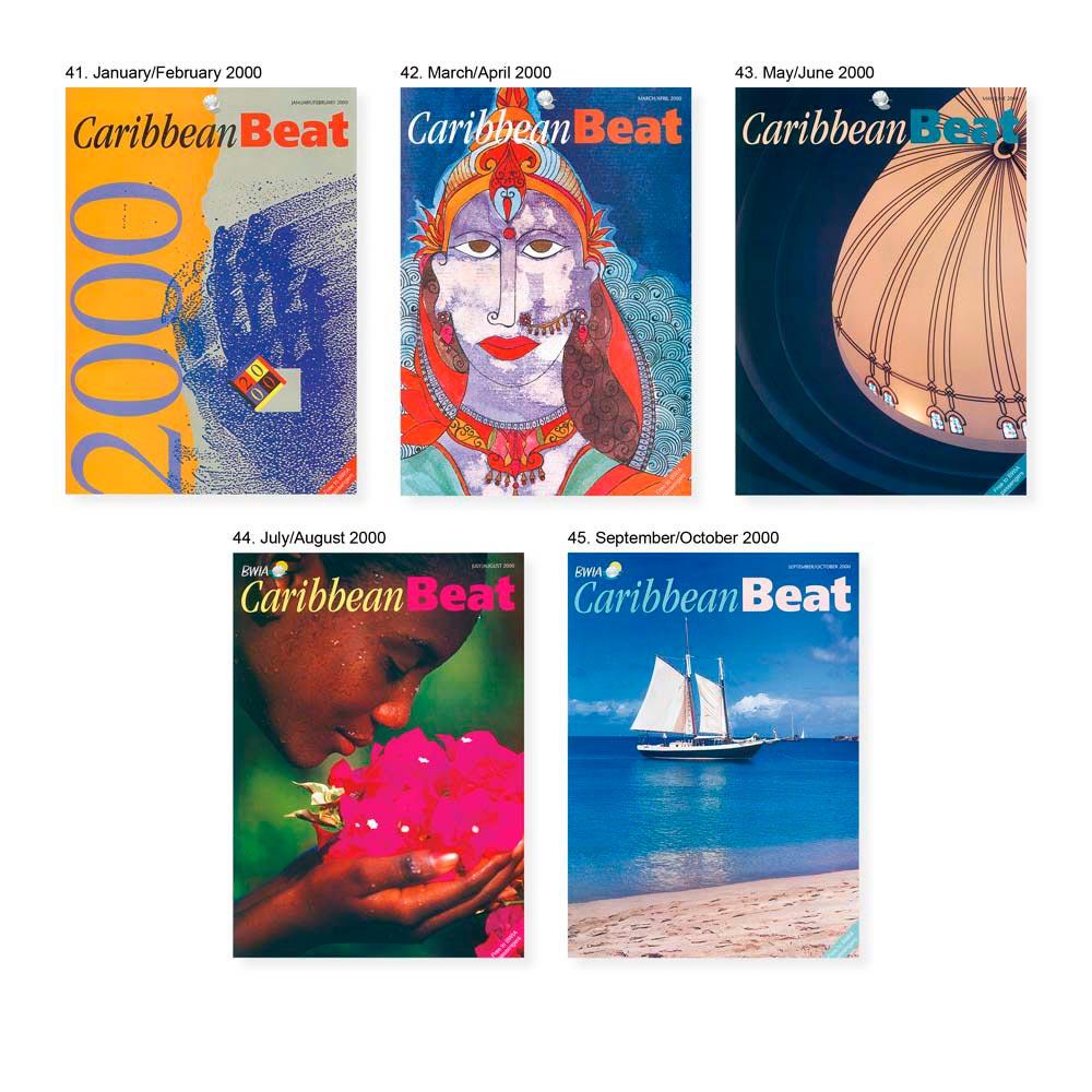 Cover images by: from left- Russel Halfhide, Shalini Seereeram, Wyatt Gallery, Sean Drakes/ Blue Mango, Chris Huxley