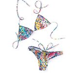 Bajan beauties: designers Shayla Cox and Kimberley Angoy