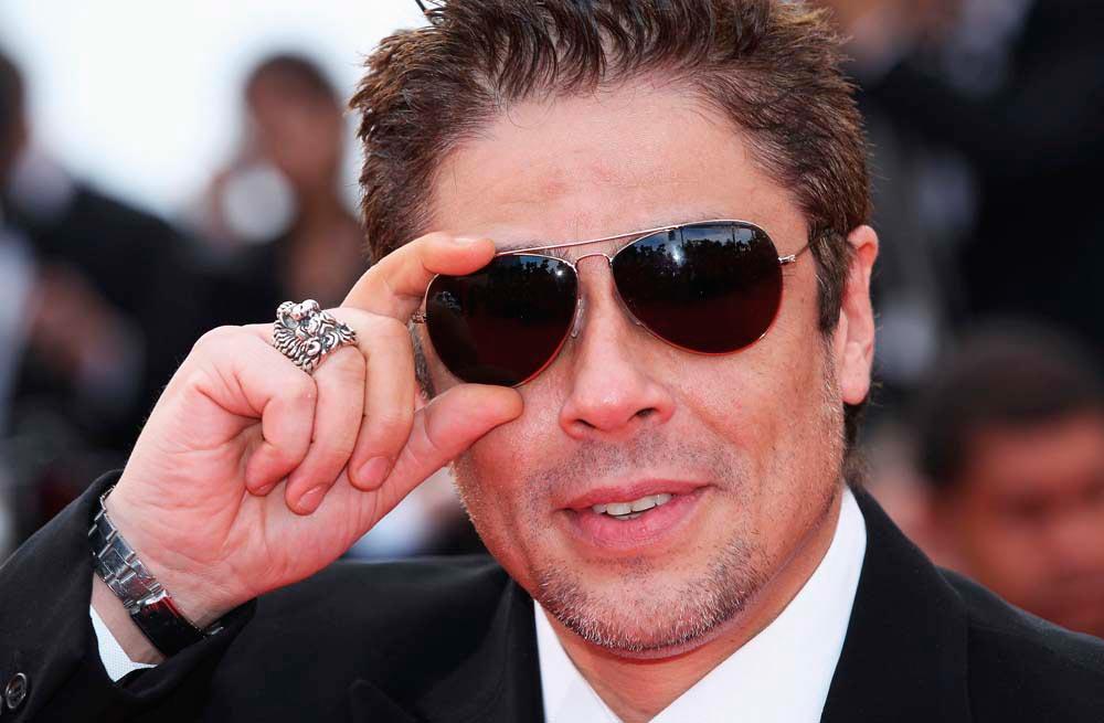 Benicio del Toro. Photograph by Edstock/iStock.com