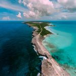 Sea to sea: the Bahamas' Glass Window Bridge