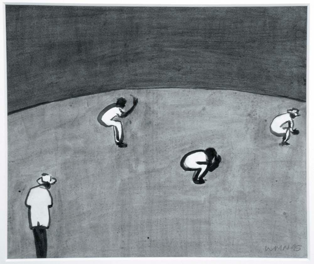 Drawing by Wendy Nanan