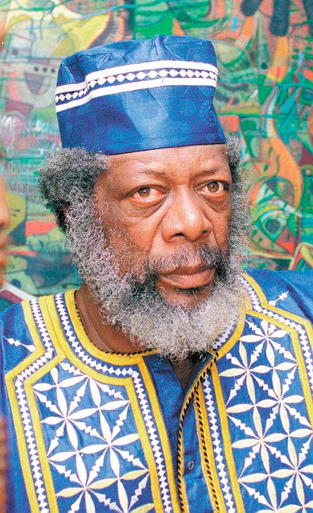Leroy Clarke. Photograph by Robert Taylor/ Trinidad Express