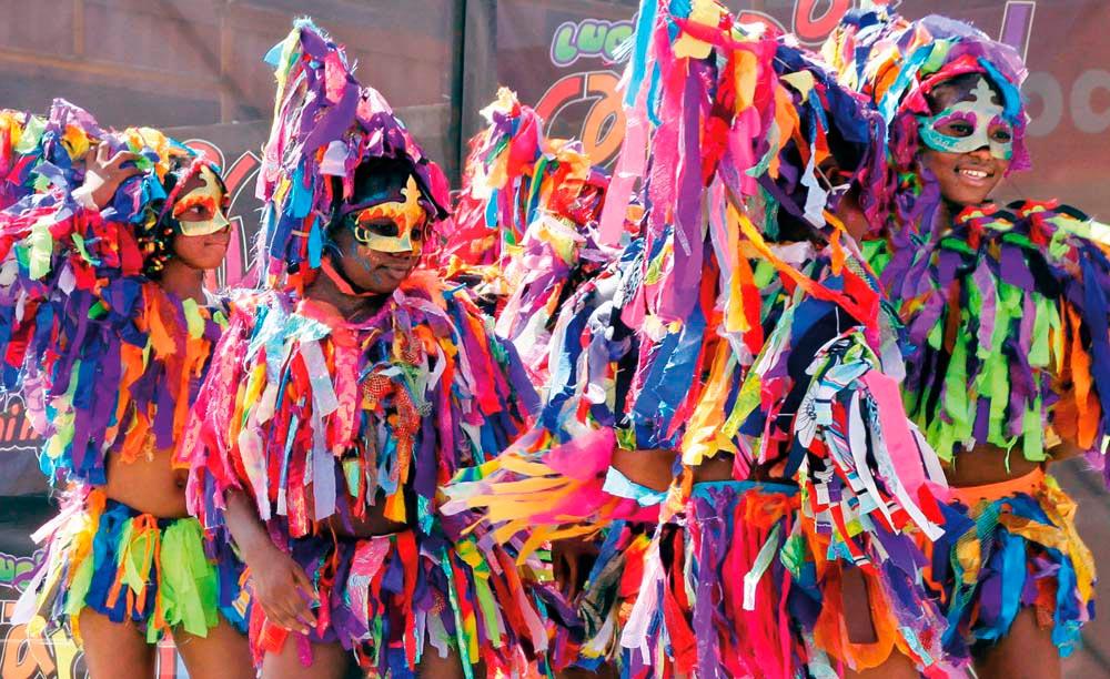 Photograph courtesy St Lucia Tourism