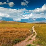 """Mt Roraima: """"I could hardly imagine how we came all this way"""""""