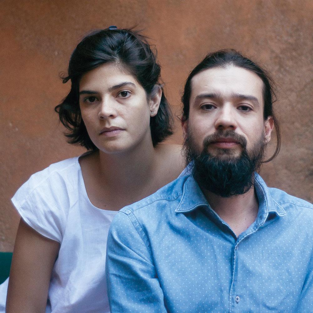 Laura Guzmàn and Israel Càdenas met at film school in Cuba. Images courtesy Laura Guzmàn and Israel Càdenas