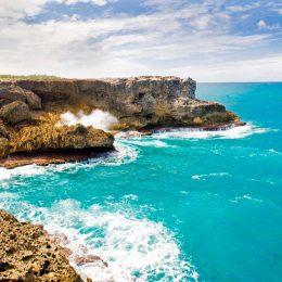 Tip of the rock: Barbados' north coast