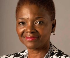 Baroness Valerie Amos. Photo courtesy The School of Oriental and African Studies