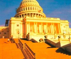 The Capitol Building, an imposing landmark in a city of great monuments