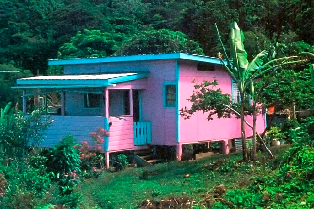 Rural living. Photograph by Sean Drakes/ Blue Mango