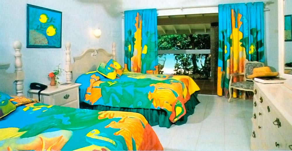There's a wide range of good accommodation for visitors in Tobago. Photograph courtesy Blue Waters Inn