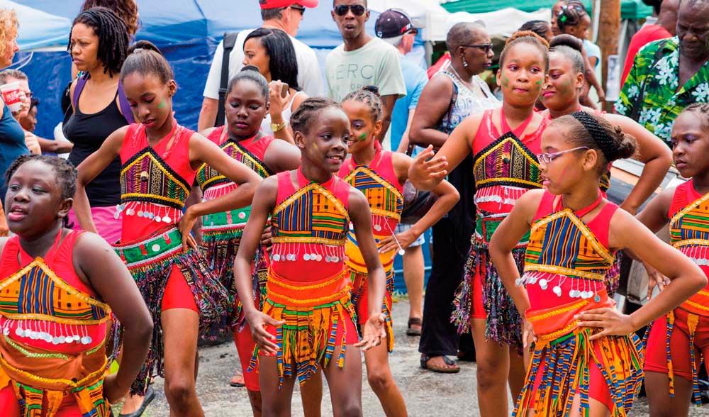 Photo courtesy Holetown Festival Barbados