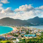 St Martin: an island like a new world