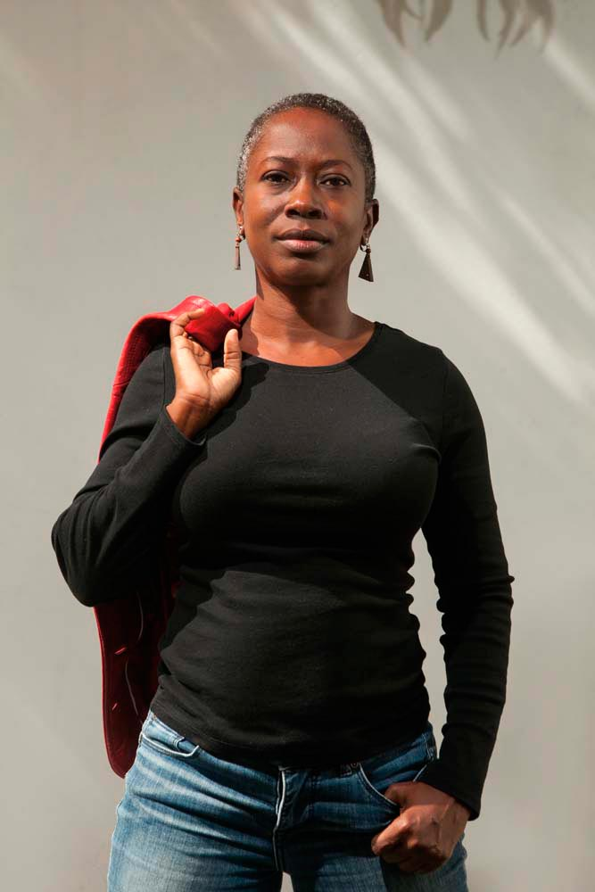 Karen Lord. Photo by Marlon James, courtesy Karen Lord